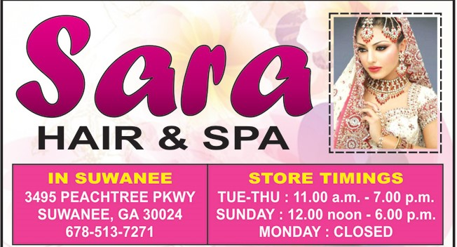 Sara Hair & Spa