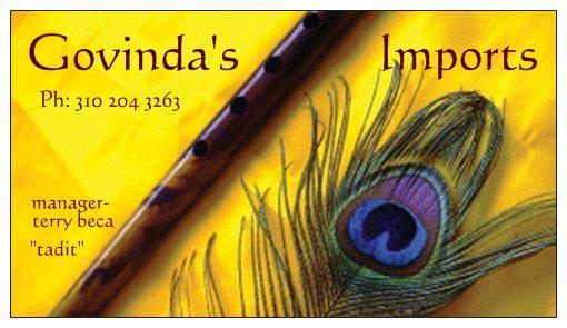 Govindas International Imports
